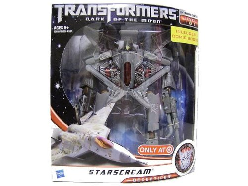 Transformers – Dark of the Moon Decepticon Starscream – incl. Comic Book jetzt bestellen