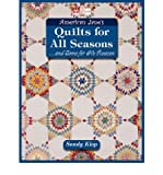 img - for American Jane's Quilts for All Seasons: ..and Some for No Reason (Paperback) - Common book / textbook / text book