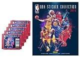 2015-2016 NBA Sticker Collection - 1 Sticker Album 35 Stickers (5 Packs)