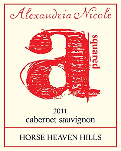 "2011 Alexandria Nicole Cellars ""A2"" Horse Heaven Hills Cabernet Sauvignon 750 Ml"