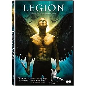 Легион / Legion (Скотт Чарльз Стюарт / Scott Charles Stewart) [2010 г., боевик, триллер, ужасы, DVD5 (сжатый)] Исх. R1, Dub + Original