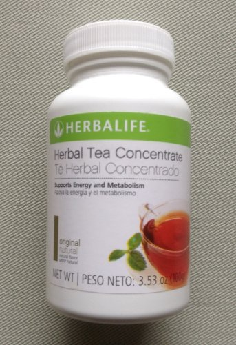 HERBALIFE HERBAL TEA CONCENTRATO GUSTO NATURALE