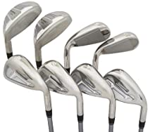 Adams Golf Super S Golf Iron Set (Right Hand, Graphite, Ladies, 4-SW)