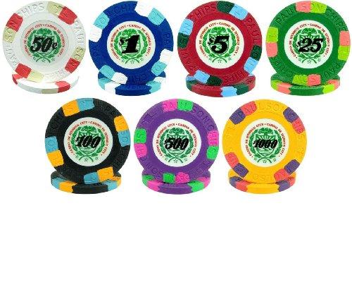 Paulson casino equipment reno gambling