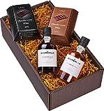 Geschenkset Portwein-Duo mit Schokolade