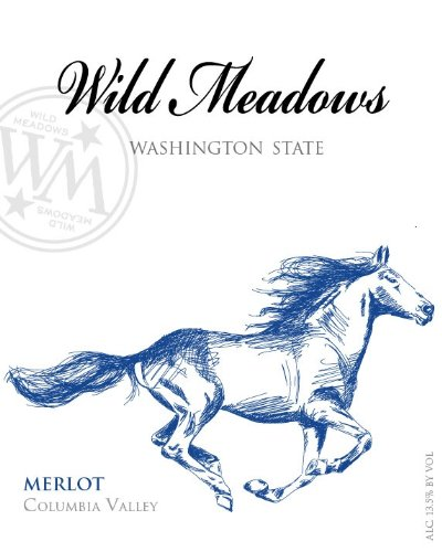 2012 Wild Meadows Merlot 750 Ml