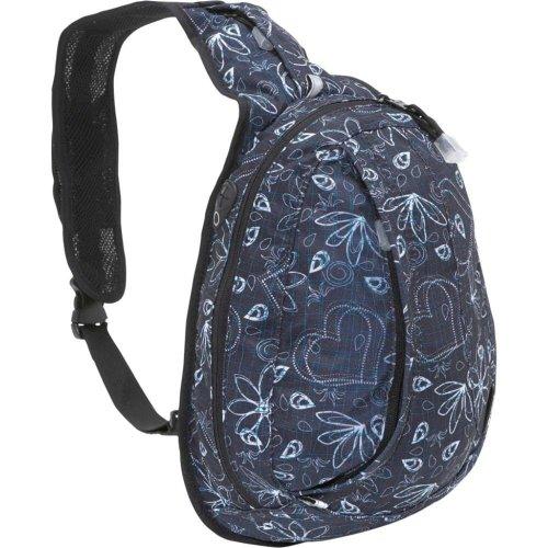 J World New York Stacy Sling Backpack (Love Black)