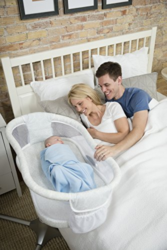 HALO Bassinest Swivel Sleeper Bassinet, Premiere Series