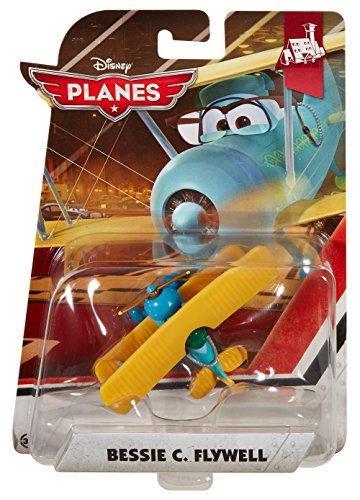 Disney Planes Bessie C. Flywell Diecast Aircraft - 1