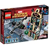 Lego Super Heroes - Marvel - 76005 - Jeu de Construction - L'attaque du Daily Bugle - Spider-Man