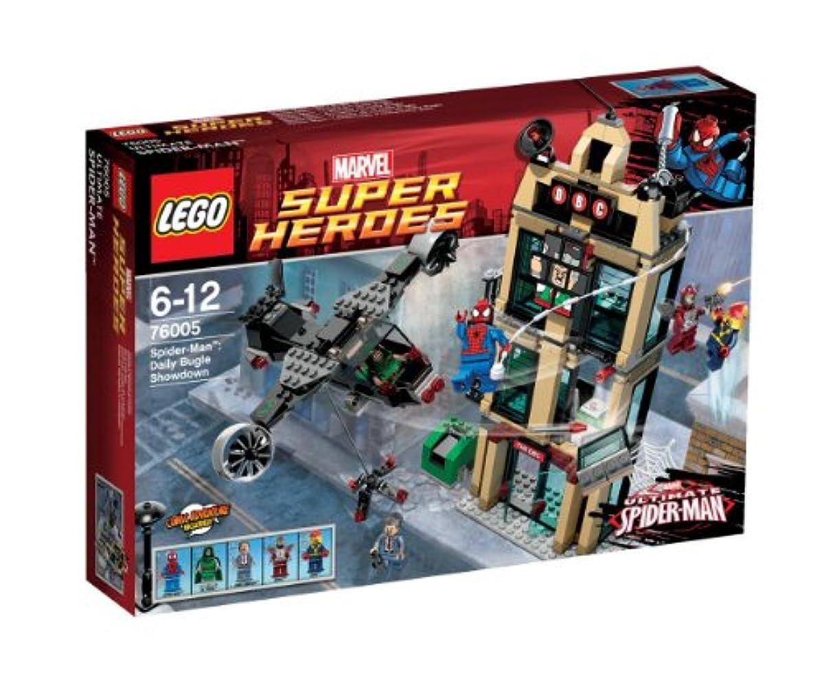 [해외] 레고 (LEGO) 슈퍼히어로즈 스파이더맨™:데일리화이트루에서의 결전 76005-76005 (2013-02-15)