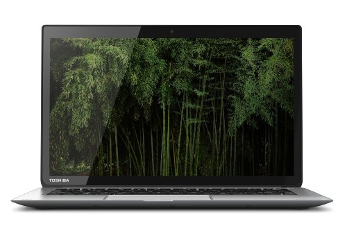 Toshiba KIRAbook 13i5s 13.3-Inch Touchscreen Ultrabook (1.6 GHz Intel Core i5-4200U Processor, 8GB DIMM, 256GB SSD, Windows 8.1) Silver