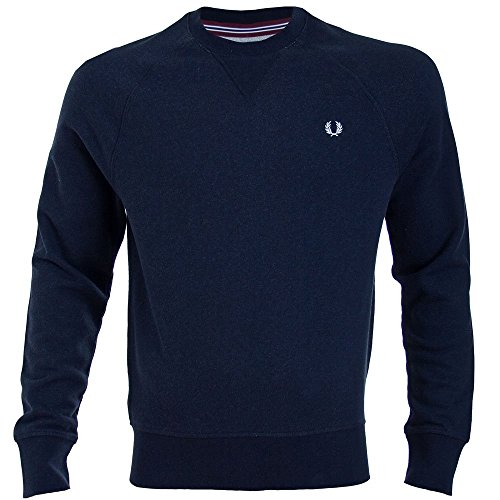 Fred Perry -  Felpa  - Uomo blu (Navy Marl) X-Large