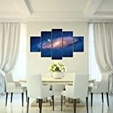 5-Panel-Modern-Abstract-Wall-Art-Dark-Universe-Photo-Canvas-Prints-Galaxy-Colorful-Space-Star-Canvas-Oil-Painting-for-Bedroom-Decor-No-Frame