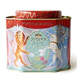 英国 Fortnum&Mason (フォートナム&メイソン) クイーンズ・ブレンド エリザベス女王 英国君主最長ご在位記念 Queen's Blend Tea [並行輸入品]