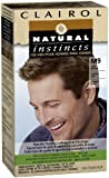 Clairol Natural Instincts for Men Hair Color, Light Brown (M9)