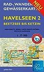 Rad-, Wander- und Gew�sserkarte Havel...