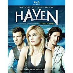 Haven: Complete Third Season [Blu-ray] (2012)