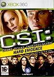 CSI 4 Hard Evidence (Xbox 360)