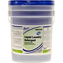 Nyco Products NL929-P5 Liquid Laundry Detergent, 5-Gallon Pail