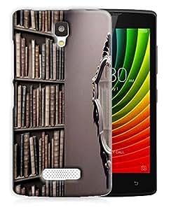 PrintFunny Designer Printed Case For Lenovo A2010