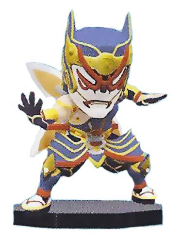 "TIGER & BUNNY World Collectable Figure vol.2 C ""Origami Cyclone"" single item (japan import)"