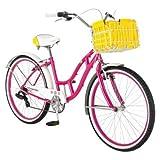"Schwinn Womens LuLu 26"" Cruiser Bike - Pink"