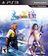 Final Fantasy X|X-2 HD Remaster  Standard Edition, PS3