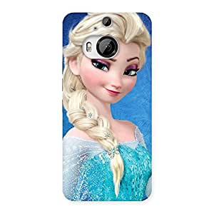 Cute Cunning Princess Back Case Cover for HTC One M9 Plus