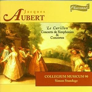 Aubert: Le Carillon (Concerts de Simphonies & Concertos)