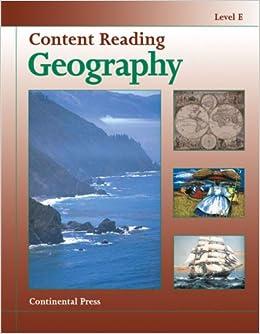 geography homework booklet