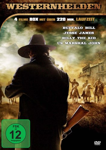 Westernhelden [4 DVDs]