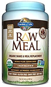 Garden of Life RAW Organic Meal Chocolate , 34.8 oz