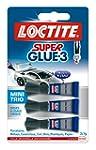 Loctite 1623820 SuperGlue Mini Trio,...