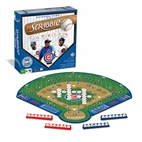 Chicago Cubs Scrabble
