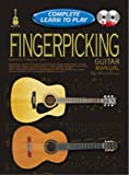 img - for Progressive Complete Learn to Play Fingerpicking Guitar Manual book / textbook / text book