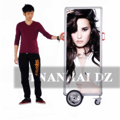 Stnanhai The Best Selling Products,Indoor/Outdoor Cheap Banners And Signs Ads,Backpack Two Sides Battery Operated For Valentine'S Day Promotion