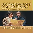 Pavarotti - Verdi Rarities [+digital booklet]