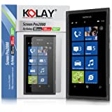 Nokia Lumia 800 10 pack of Screen Guard Protectors By Kolay