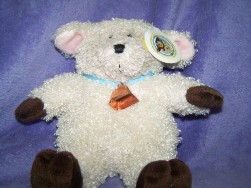 "2004 Starbucks 10"" Plush Lamb Bearista Bear"