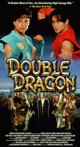 Double Dragon [VHS]