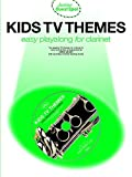 Kids TV Themes: Junior Guest Spot for Clarinet: (Book & CD)