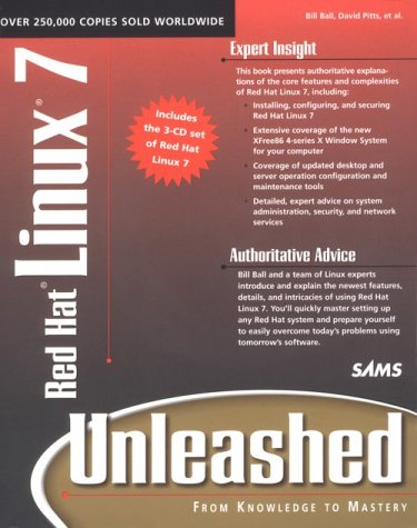 Red Hat Linux 7 Unleashed