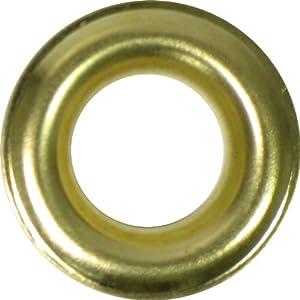 CargoLoc 89933 24-Piece 1/2 inch Brass Grommets