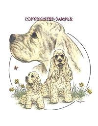 Cocker Spaniel - Trio Image by Cindy Farmer