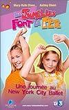 echange, troc Olsen Twins : Les Jumelles font la fête, une journée au New York City Ballet [VHS]