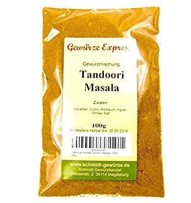 Gewürze-Express Tandoori Masala, 100g von Gewürze-Express auf Gewürze Shop