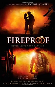 "Cover of ""Fireproof"""