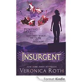 Insurgent (Divergent, Book 2)