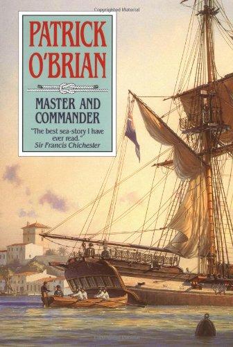 Master and Commander, Patrick O'Brian